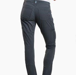 NWT Kuhl Kurve Horizn Skinny Hiking Pants Size 8 R